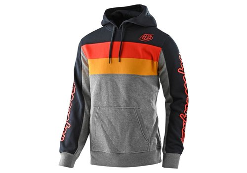 Troy Lee Designs Troy Lee Designs Block Signature Pullover Hoodie