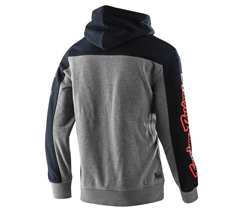 Troy Lee Designs Block Signature Pullover Hoodie