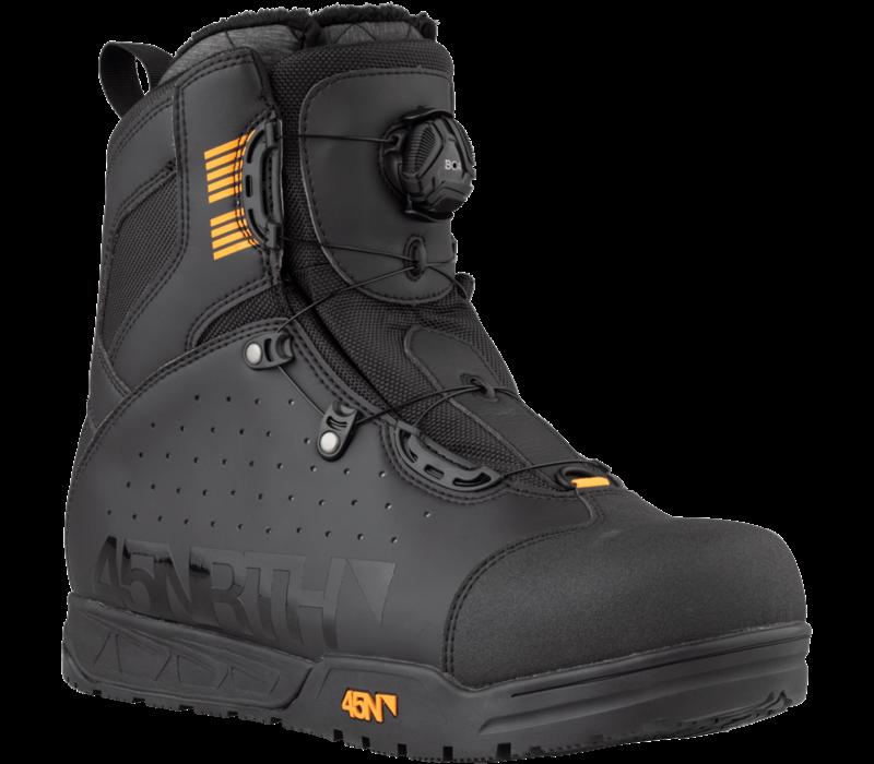 45NRTH Wölvhammer Winter Cycling Boot + BOA Dial Lacing System