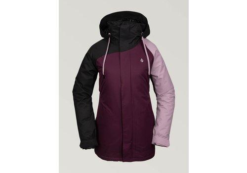 Volcom Volcom Women's Westland Insulated Jacket - Merlot