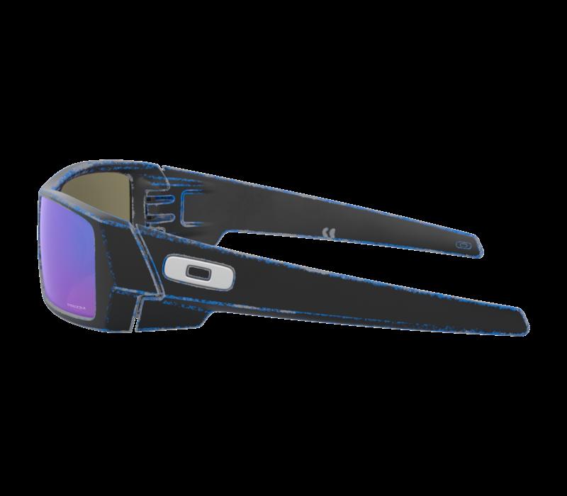 Oakley Gascan® Race Worn Blue w/PRIZM™ Sapphire