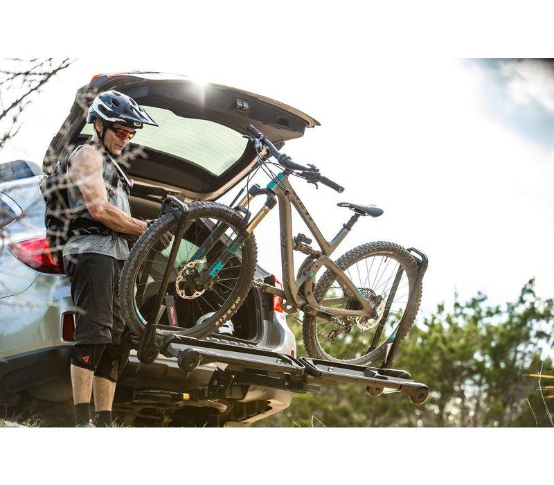 """Saris MTR Hitch Bike Rack - 2-Bike, 2"""" Receiver, Black"""