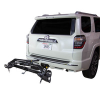 "Saris Superclamp Heavy Duty Hitch Bike Rack: 2 Bike, 2"" Receiver, Black"