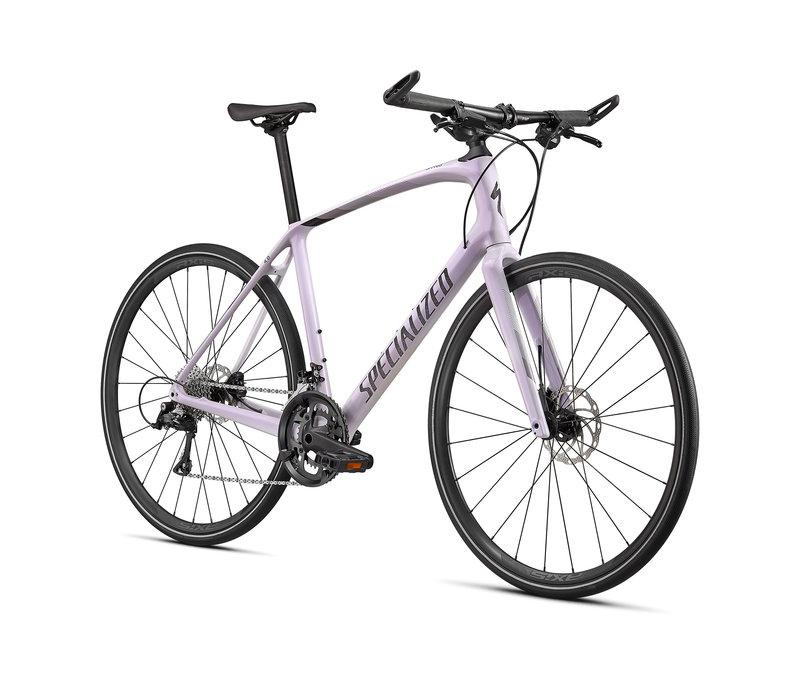 2021 Specialized Sirrus 4.0 - Gloss UV Lilac/Black - Small