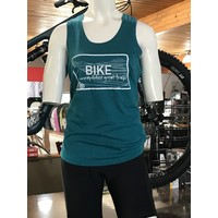 701 Cycle and Sport ND Outline Ladies Tank