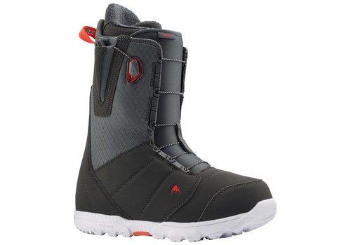 Burton Burton Moto Speedzone Boot Grey/Red 10.5