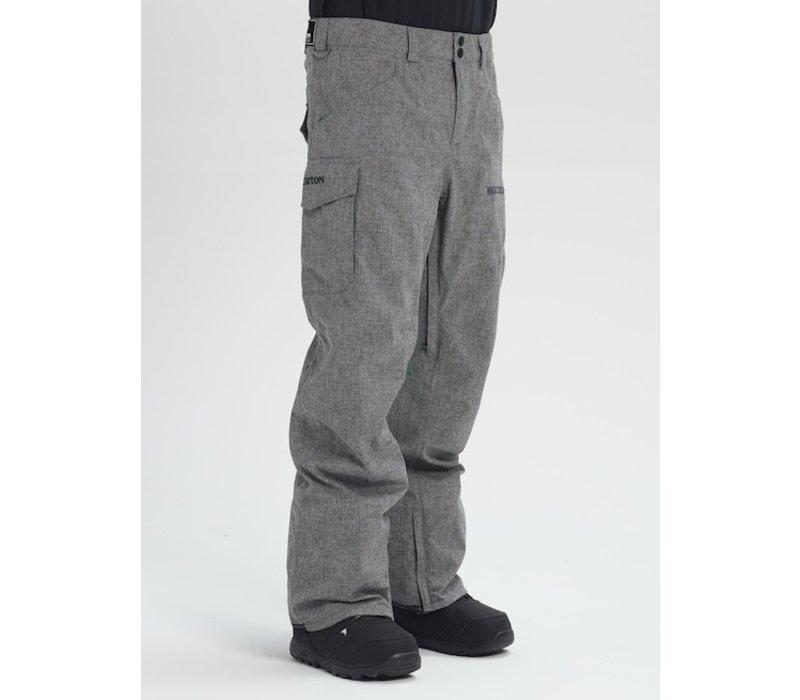 Burton Men's Insulated Covert Pant - XL Bog Heather