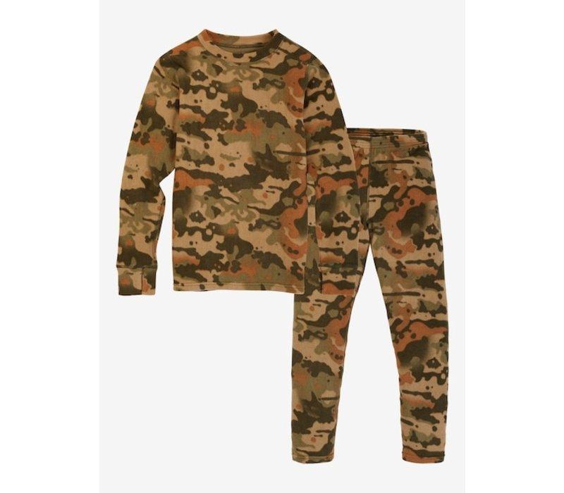 Burton Kids' Fleece Base Layer Set