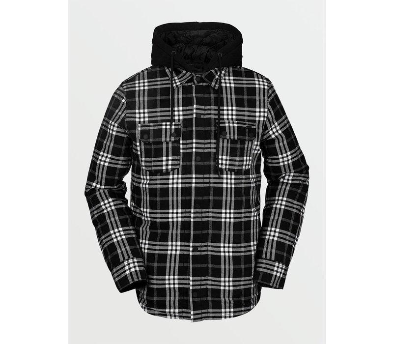 Volcom Men's Field Insulated Flannel