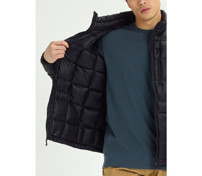 Burton Men's Evergreen Down Jacket True Black - M
