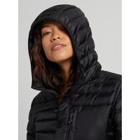 Burton Women's Evergreen Down Hooded Jacket True Black - L