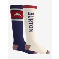 Burton Men's Weekend Midweight Sock 2-Pack