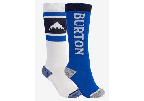 Burton Burton Kids' Weekend Midweight Sock 2-Pack