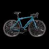 Pivot Cycles Used: Pivot Vault V4 Pro GRX SST w/Carbon Wheel Upgrade - Blue L