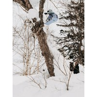 Burton Family Tree Hometown Hero Camber Snowboard - 156