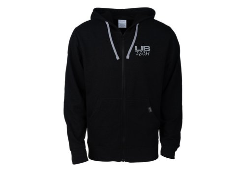 Lib Tech Lib Tech Logo Eco Hooded Zip