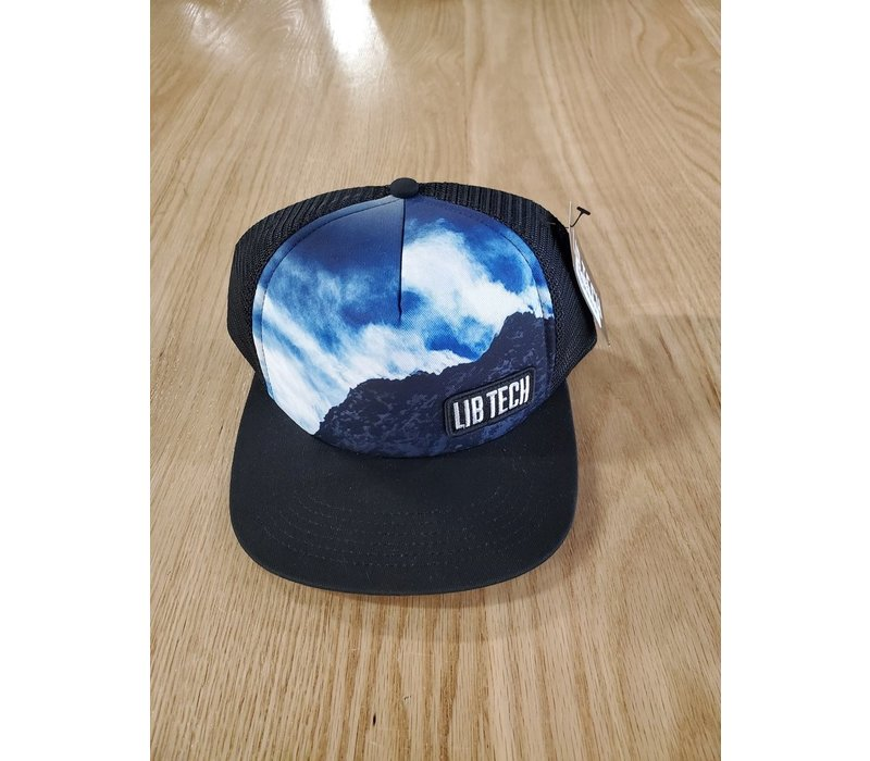Lib Tech Zim Photo Trucker Snap Back