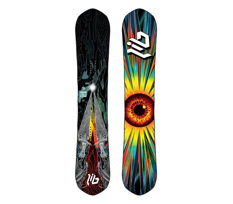 Lib Tech Travis Rice Pro Pointy Snowboard 159.5