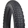 45NRTH 45NRTH Dillinger 5 Tire Tubeless, Folding, Black, 120tpi, 252 Concave Carbide Aluminum Studs