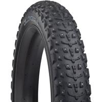 45NRTH Dillinger 5 Tire Tubeless, Folding, Black, 120tpi, 252 Concave Carbide Aluminum Studs