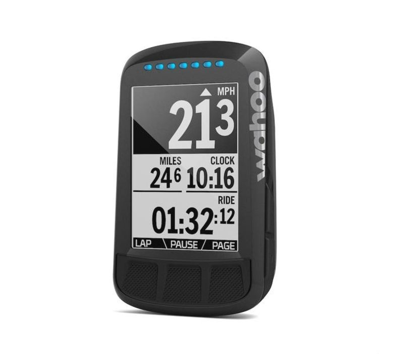 Wahoo ELEMNT BOLT GPS Bike Computer (Stealth)