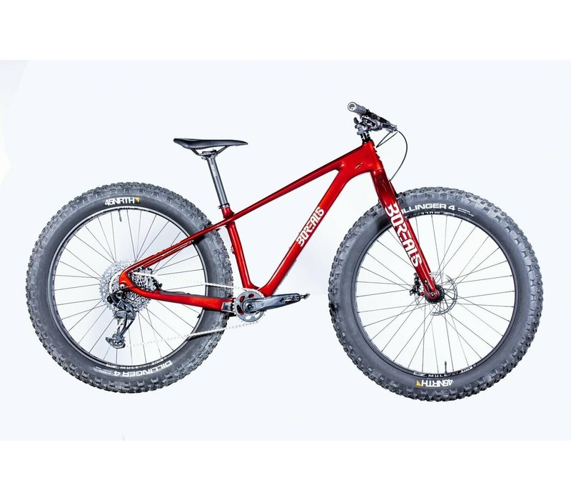 2021 Borealis Crestone Carbon Fat Bike