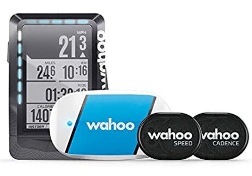 Wahoo Fitness Wahoo ELEMNT GPS Bike Computer Bundle