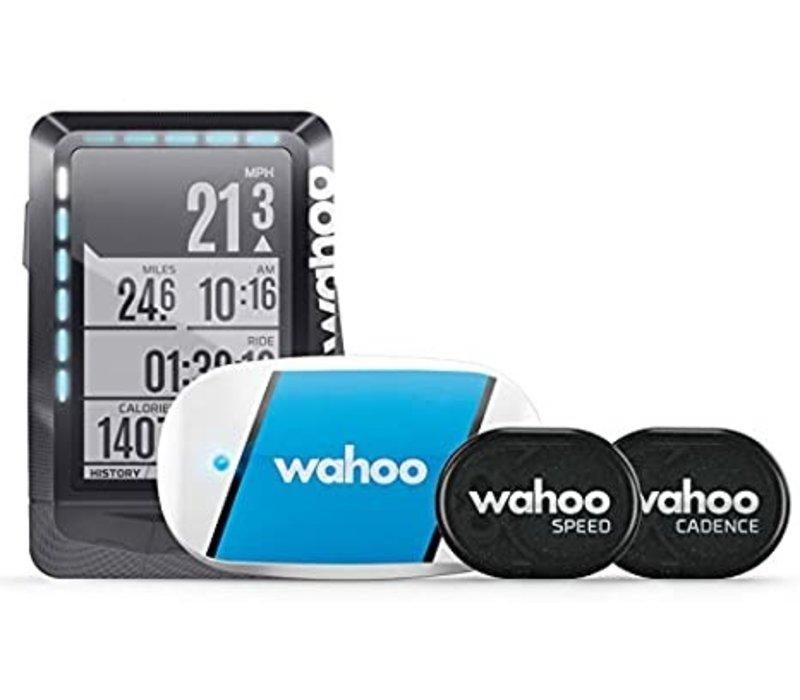 Wahoo ELEMNT GPS Bike computer Bundle