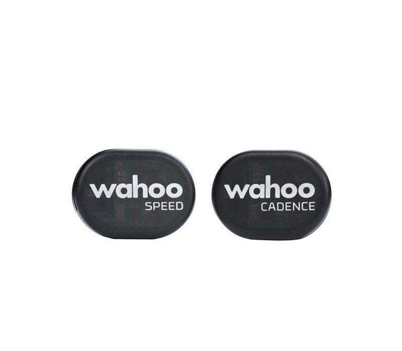 Wahoo RPM Speed & Cadence Sensor Combo