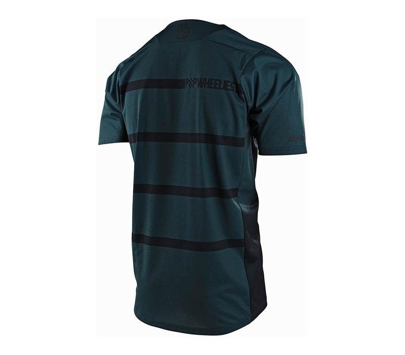 TLD Skyline Jersey Diffuze Short Sleeve