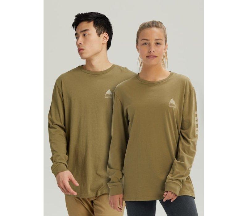 Burton Elite Long Sleeve T-Shirt - Martini Olive - Med