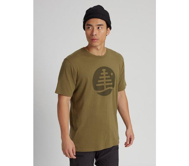 Burton Family Tree Short Sleeve T-Shirt