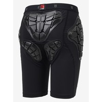 Burton Kid's Total Impact Short, Protected by G-Form™ True Black