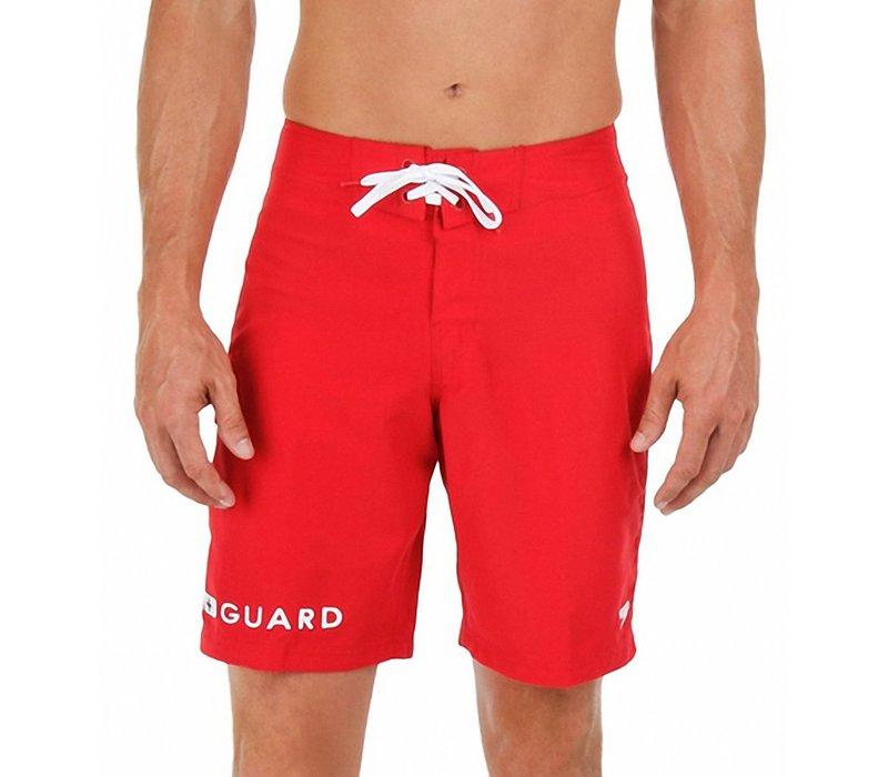 Speedo Lifeguard 21 Boardshort Red
