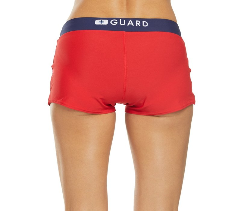 Speedo Lifeguard Swim Short - Red