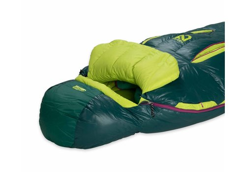 NEMO Nemo Disco™ Women's 15 Degree Regular Sleeping Bag-Electra/Starlit Ridge