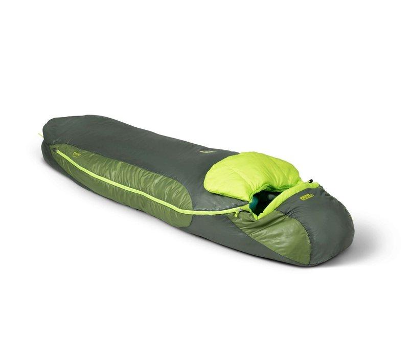 Nemo Tempo™ Men's 35 Sleeping Bag - Sapling/Dark Timber