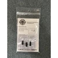 Dynaplug Megaplug 3-pack