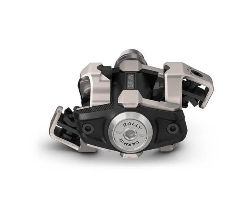 Garmin Rally XC100 Pedals Black Pair