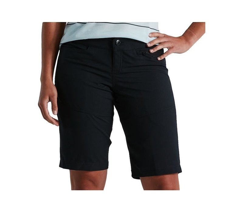 Specialized Women's Trail Short w/Liner - Black, Large