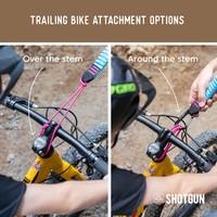 Shotgun MTB Tow Rope and Hip Pack Set