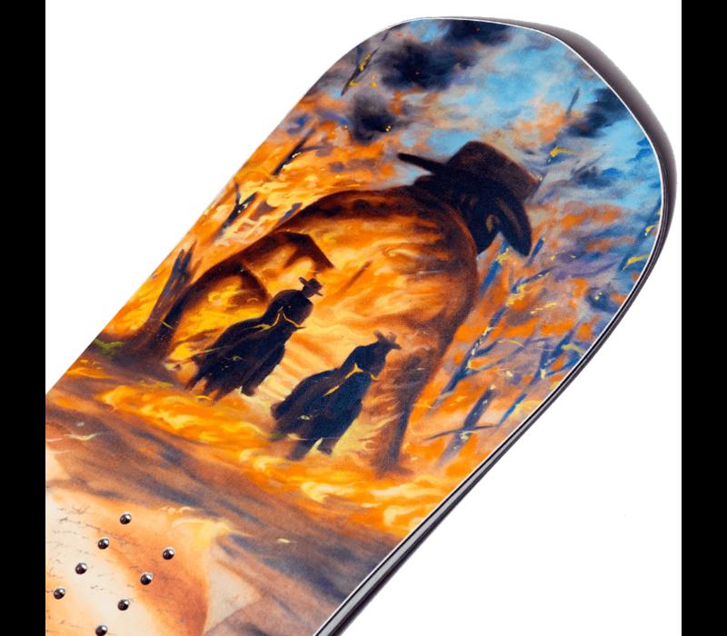Never Summer Men's 2022 Peacemaker Snowboard
