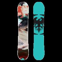 Never Summer Women's 2022 Infinity Snowboard