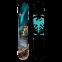 Never Summer Women's 2022 Lady West Snowboard