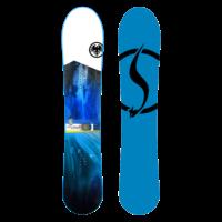 Never Summer Men's 2022 Harpoon Snowboard - 152
