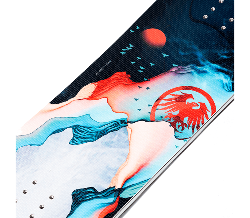 Never Summer Women's 2022 ProtoSynthesis Snowboard