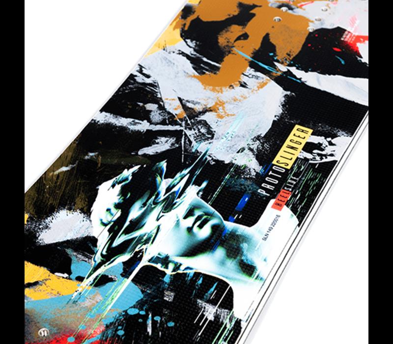 Never Summer Men's 2022 ProtoSlinger Snowboard