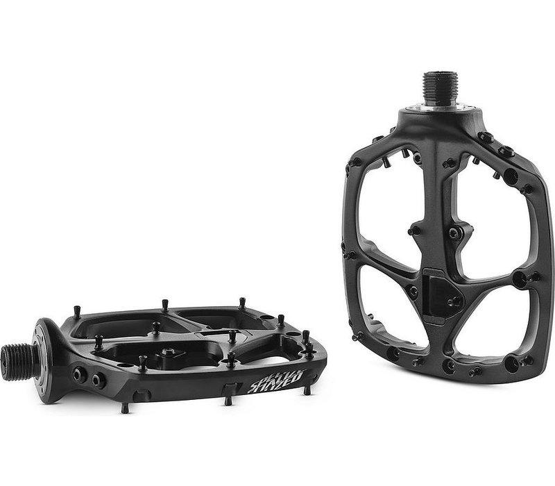 """Specialized Boomslang Platform Pedals 9/16"""" Black"""