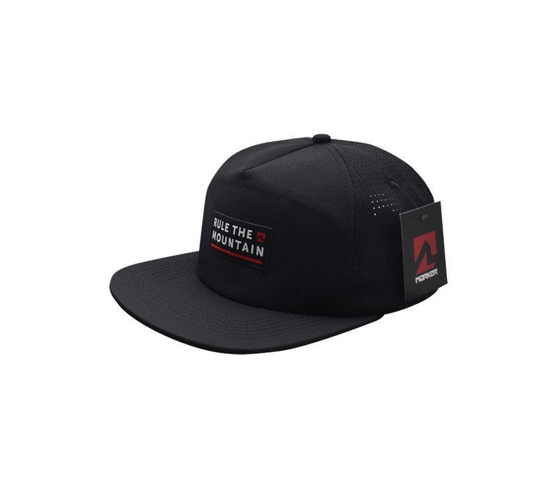 Marker Rule the Mountain Hat Black