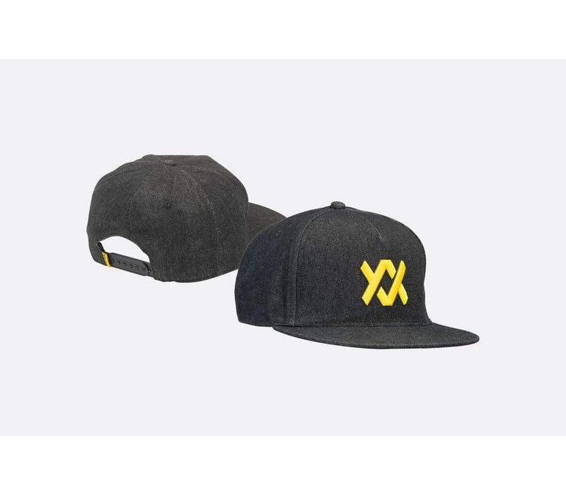 Volkl Team Hat - Black Denim - Adj